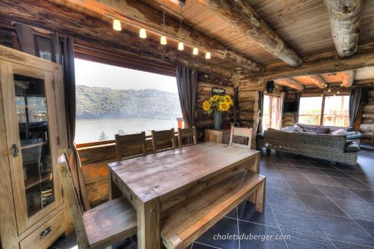 Chalet in chambon sur lac - Vacation, holiday rental ad # 61704 Picture #1