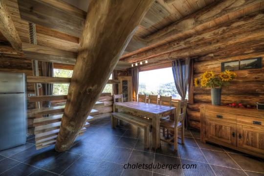 Chalet in chambon sur lac - Vacation, holiday rental ad # 61704 Picture #2