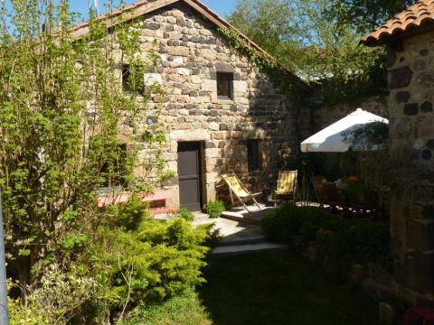Gite Monistrol D'allier - 6 personnes - location vacances  n°61744
