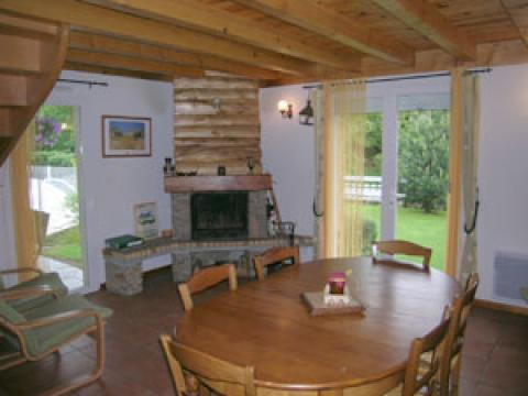 Chalet in IGNAUX - Vacation, holiday rental ad # 61750 Picture #2