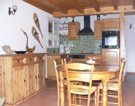 Chalet in IGNAUX - Vacation, holiday rental ad # 61750 Picture #3