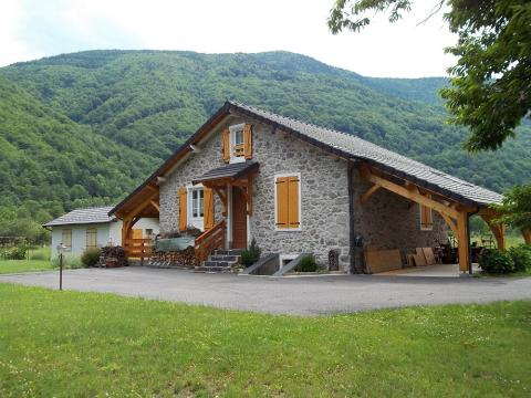 Chalet Orlu - 7 people - holiday home  #61754