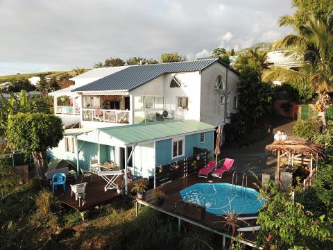 House St Leu - 6 people - holiday home  #61780
