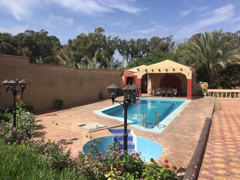Agadir - 6 personnes - location vacances  n°61787