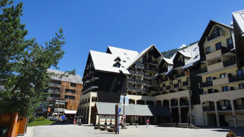 Flat in Oz-en-oisans for   6 •   with terrace