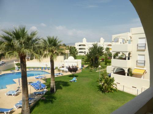 Appartement à San juan de los terreros pour  6 •   avec piscine partagée