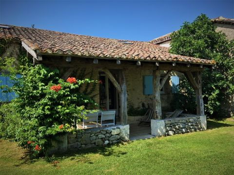 Gite in Villeréal - Vacation, holiday rental ad # 61821 Picture #3