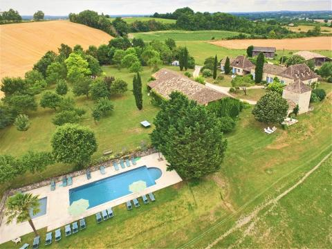 Gite in Villeréal - Vacation, holiday rental ad # 61821 Picture #0