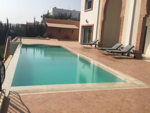 Agadir - 14 people - holiday home  #61822
