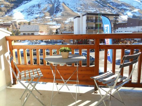 Flat in Les Deux Alpes - Vacation, holiday rental ad # 61838 Picture #2