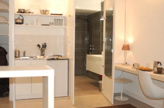 Studio Aix-en-provence - 2 personnes - location vacances  n°61849