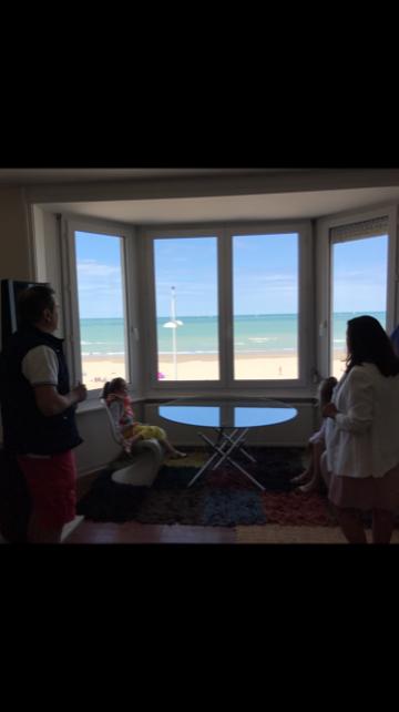 Appartement Malo-les Bains - 8 personnes - location vacances  n°61852