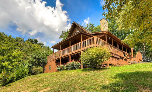 Pigeon forge -    3 bedrooms