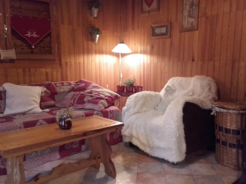 Chalet in Les Carros d'Arâches - Vacation, holiday rental ad # 61877 Picture #2