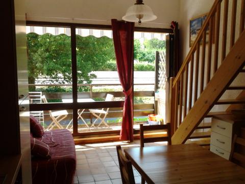 Appartement Gréoux Les Bains - 2 personnes - location vacances  n°61884