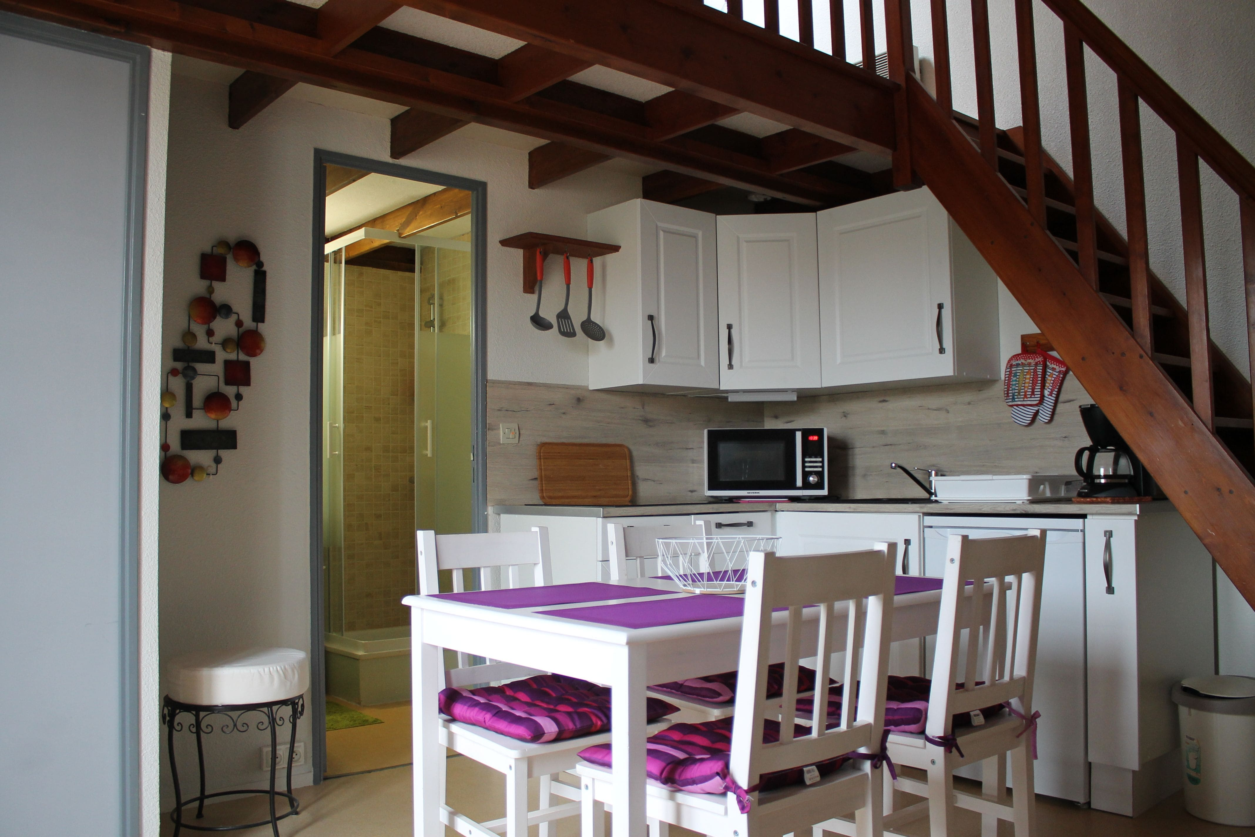 Flat Dolus D' Oleron - 4 people - holiday home  #61891
