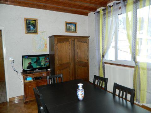 Gite Etival - 5 personnes - location vacances  n°61895