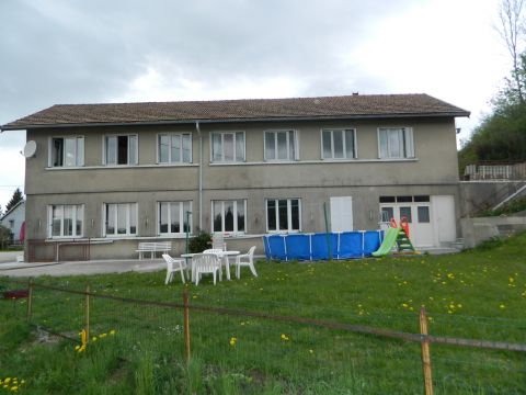 Gite in Etival - Vacation, holiday rental ad # 61896 Picture #2