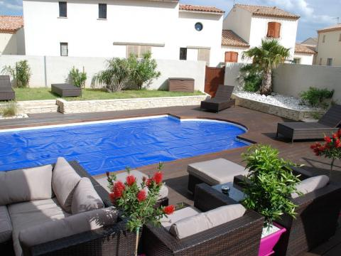 House 10 people Gruissan - holiday home  #61900