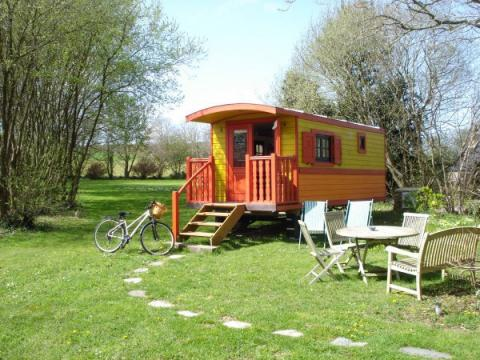 Gite Guimaec - 4 people - holiday home  #61917