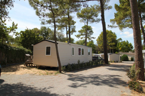 Mobile home Saint Jean De Monts - 8 people - holiday home  #61928
