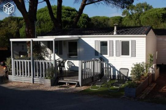 Mobile home 4 people Fréjus - holiday home  #61929