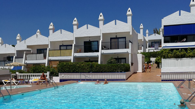 Casa en Playa del ingles - maspalomas para alquilar para 2 personas - alquiler n°61944