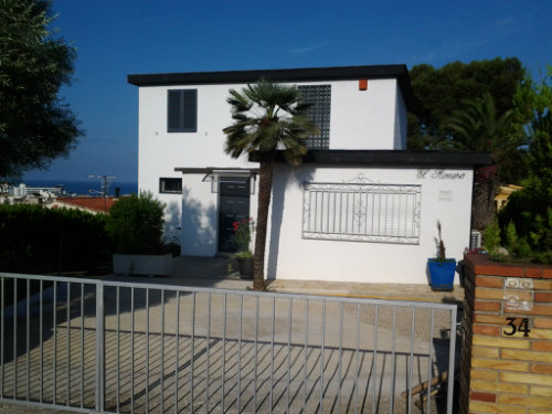 House Peniscola - 10 people - holiday home  #61951