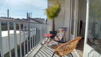 Flat Royan - 2 people - holiday home  #61396
