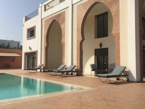 Agadir - 12 people - holiday home  #62000
