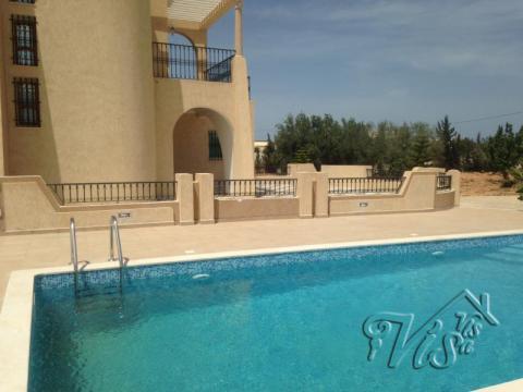 Maison Djerba  - location vacances  n°62035