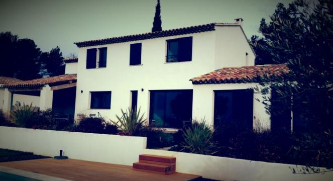 Maison Eguilles - 9 personnes - location vacances  n°62045