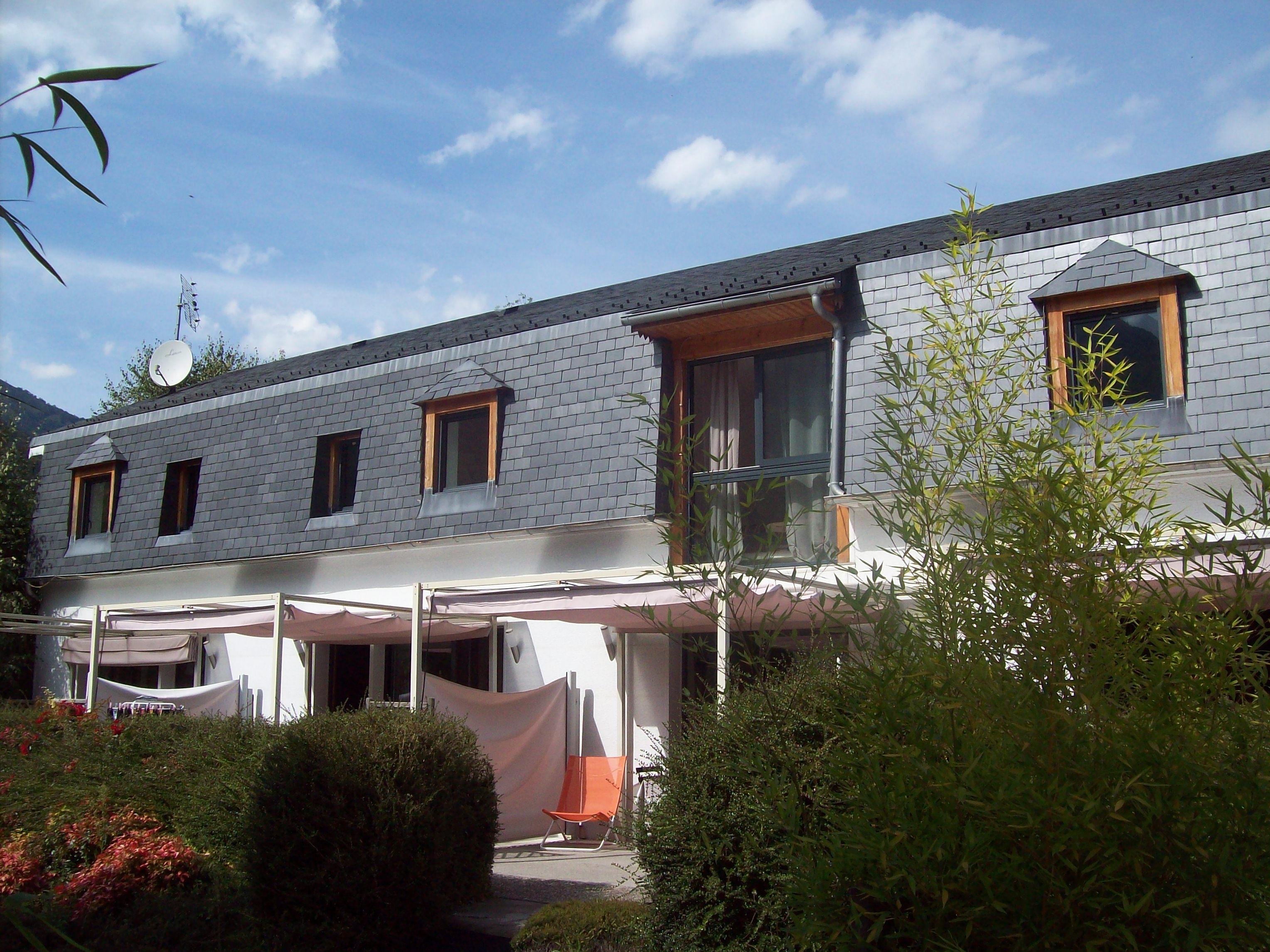 Appartement Luz Saint Sauveur - 4 personnes - location vacances  n°62046