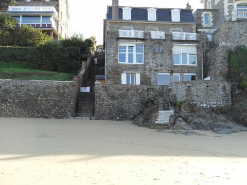 Huis in Dinard voor  6 •   privé parkeerplek
