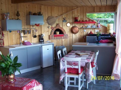 Gite Serrieres En Chautagne - 4 personnes - location vacances  n°62096