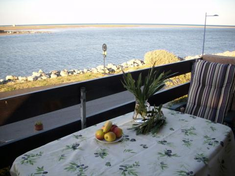 Flat in La franqui for   4 •   view on sea   #62105