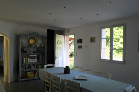 House in LA CHAPELLE-AUBAREIL - Vacation, holiday rental ad # 62117 Picture #10