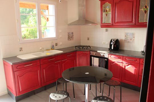 House in LA CHAPELLE-AUBAREIL - Vacation, holiday rental ad # 62117 Picture #11