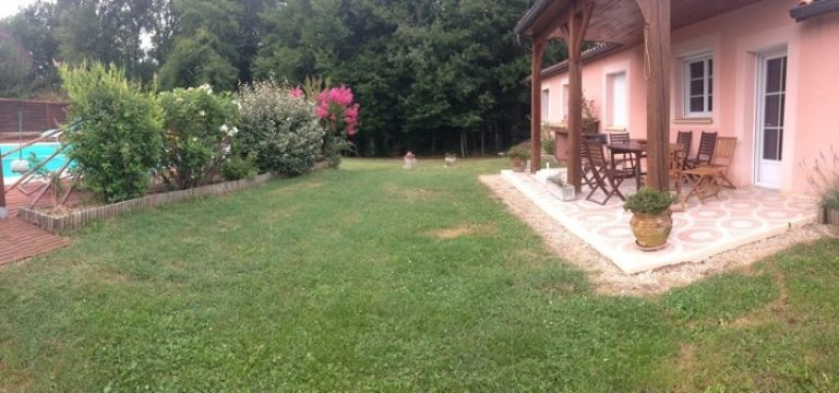House in LA CHAPELLE-AUBAREIL - Vacation, holiday rental ad # 62117 Picture #12