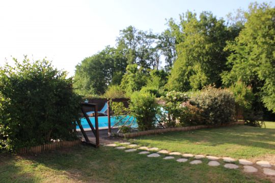 House in LA CHAPELLE-AUBAREIL - Vacation, holiday rental ad # 62117 Picture #4