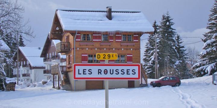 Appartement Les Rousses - 8 personnes - location vacances  n°62136