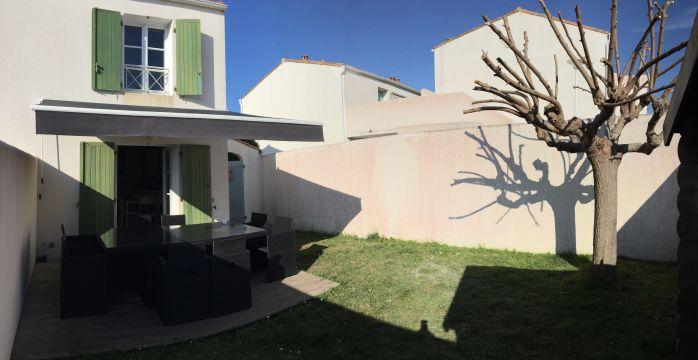 House La Flotte - 7 people - holiday home  #62174