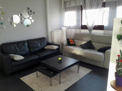 Appartement Thonon Les Bains - 4 personnes - location vacances