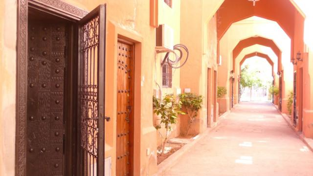 Appartement Riad - 8 personnes - location vacances  n°62220