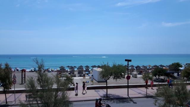 Fuengirola -    view on sea