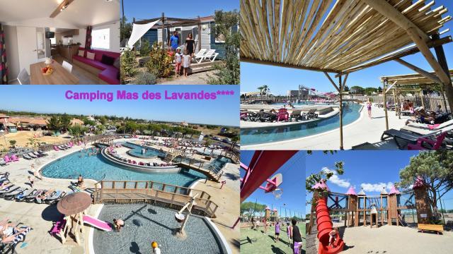 Bungalow Sérignan Valras Plage - 6 personen - Vakantiewoning  no 62235
