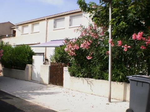 House Marseillan Plage - 5 people - holiday home  #62236