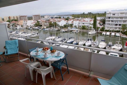 Flat in Rosas Port Canigo - Vacation, holiday rental ad # 62263 Picture #7