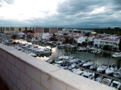 Appartement Rosas Port Canigo - 5 personnes - location vacances  n°62263