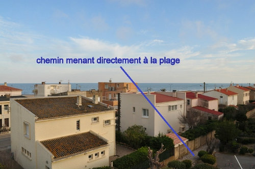 Flat in Narbonne Plage - Vacation, holiday rental ad # 62270 Picture #9